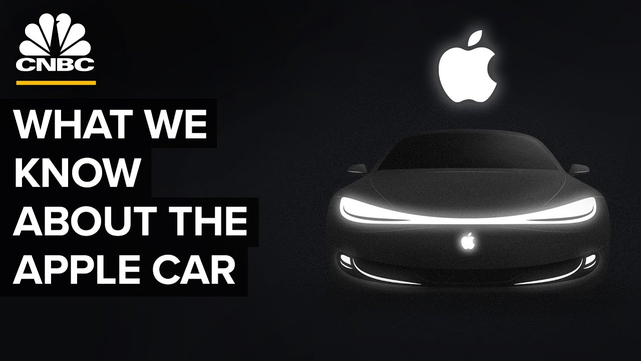 Apple Car : Here's what we know so Far