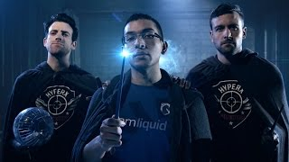 Breaking the Curse: Liquid Rising – This is HyperX Ep 3