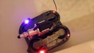 Радиоуправляемые танки-амфибии(Универсальная модель для игры, как на суше, так и на воде. Нажатием одной кнопки катер превращается в вездех..., 2016-02-28T11:21:48.000Z)