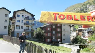 HOME OF TOBLERONE!!!