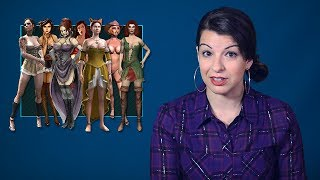 Women as Background Decoration: Part 1 - Tropes vs Women in Video Games