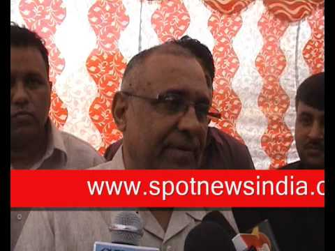 Mp Avinash Rai Khanna Adopts Adamwal Village Youtube