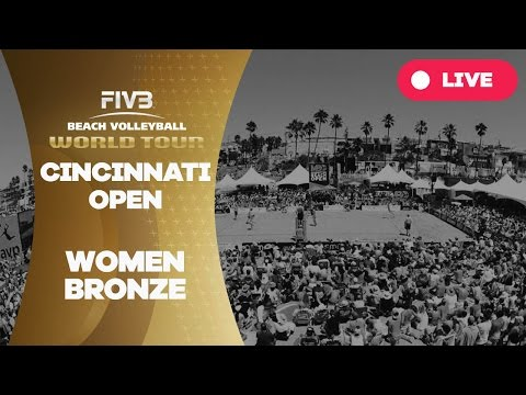 Cincinnati Open - Women Bronze - Beach Volleyball World Tour