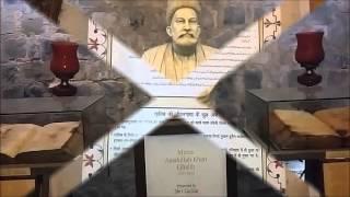 Ghalib ka Pata - The unknown Haveli and Museum of Urdu poet Ghalib.