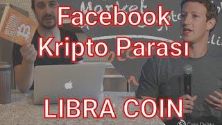 Facebook Kripto Parası Libra Çıktı: Yatırım Yapılır Mı? Bitcoin Bitecek Mi?