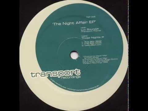 Miguel Migs  -  Luv Soundz (Transport Theme)