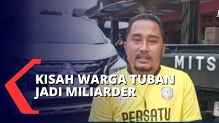 Senyum Sumringah Ali Sutrisno, Warga Tuban yang Dapat 15 M Borong 4 Mobil dan Tanah