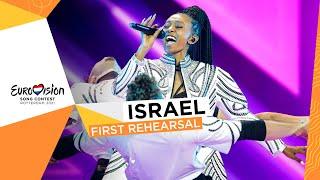Eden Alene - Set Me Free - First Rehearsal - Israel 🇮🇱 - Eurovision 2021