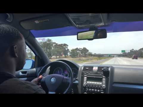 VOLKSWAGEN VW R32 MUFFLER DELETE | VR6 ENGINE MUSIC