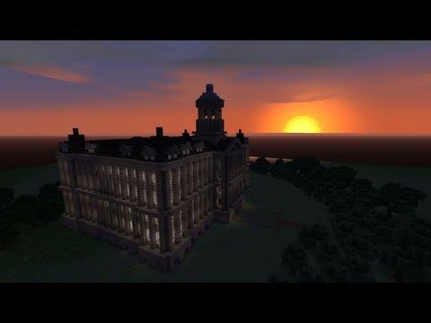 Royal Palace Amsterdam - Timelapse - Minecraft