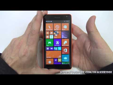 ГаджеТы: Microsoft Lumia 535 - подробный обзор первого смартфона Lumia от Microsoft