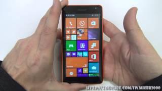 ГаджеТы: Microsoft Lumia 535 - подробный обзор первого смартфона Lumia от Microsoft(Итак, европейские коллеги подкинули мне демо-образец Lumia 535 Dual SIM, которая уже идет с брендом Microsoft. Что значит..., 2015-01-22T06:17:19.000Z)