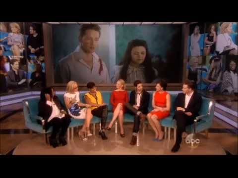 Once Upon a Time Cast   The View S3B