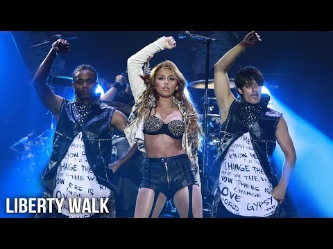 Miley Cyrus - Liberty Walk (Live at Gypsy Heart Tour)