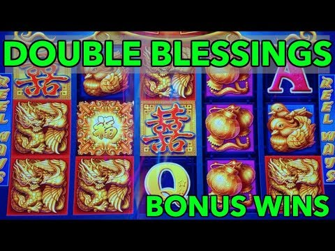 Bonus Wins On Double Blessings Amp Dancing Drums The