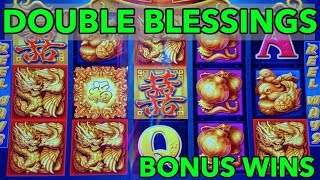 BONUS WINS ON DOUBLE BLESSINGS & DANCING DRUMS @ The Cosmopolitan | NorCal Slot Guy