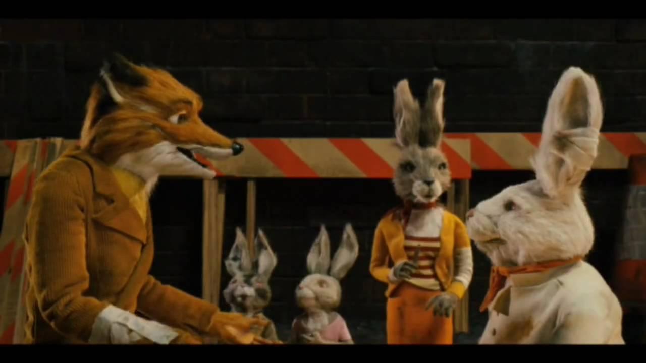 Der Fantastische Mr Fox Trailer