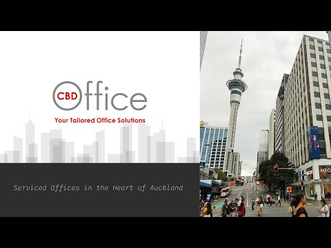 Serviced Offices in the Heart of Auckland   CBD Office Tour