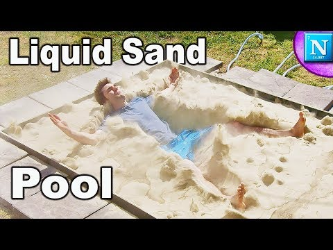 Liquid Sand Pool: Ft. SMOSH, CaptainSparklez, Pocket.Watch