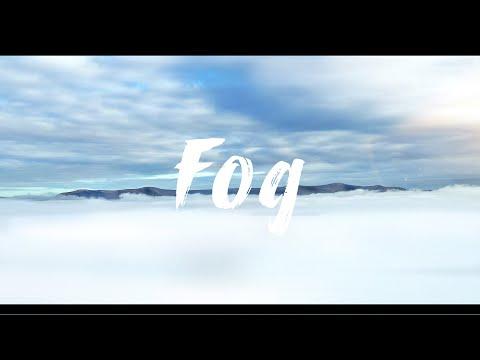 Flying Above The Fog DJI Mavic 2 Pro