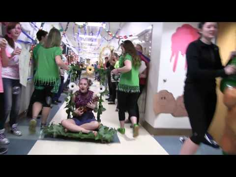 Brookville High School Lip Dub 2015