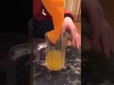 cara untuk mengetahui pewarna minuman