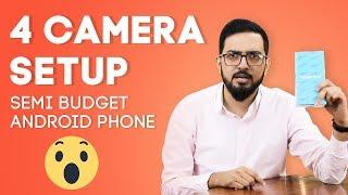 4 Cameras in 1 Smartphone   Honor 9 Lite   Unboxing & Review   Urdu/Hindi