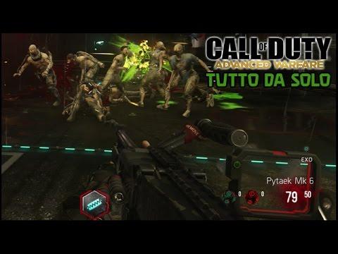 Tutto da solo - EXO ZOMBIES - DLC Havoc - Call of Duty ... Call Of Duty Advanced Warfare Havoc Zombies