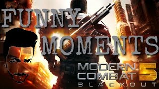MODERN COMBAT 5 || FUNNY CLIPS