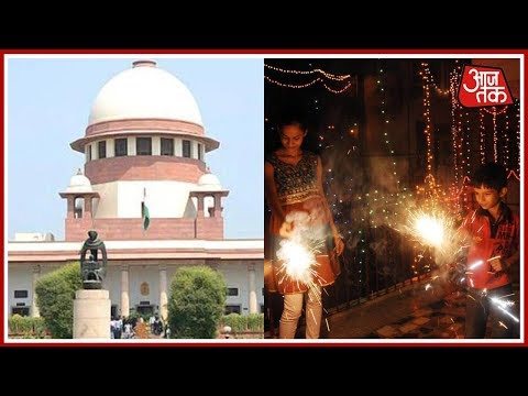 Halla Bol : Supreme Court Asks Delhi NCR To Celebrate Experimental Diwali