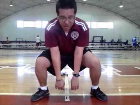 flexibilidad profunda test