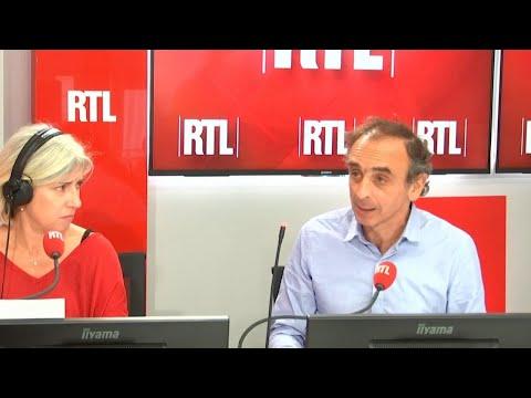 """Éric Zemmour : """"Emmanuel Macron et Karl Marx, deux anniversaires en même temps"""""""