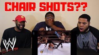 WWEs Best Chair Shots (Part 1) - REACTION!!
