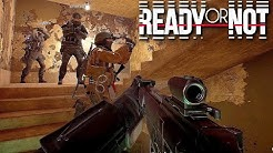Ready or Not - Exclusive Gameplay First Look (New Tactical FPS Swat Game) 2020