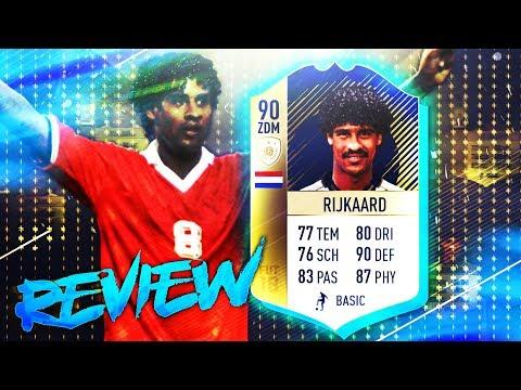 Der BESTE 6er in FIFA 18 ? 🔥 FRANK RIJKAARD PRIME ICON Player  🔥 Ultimate Team deutsch