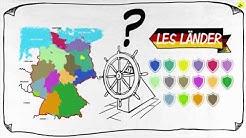 Expliquez-nous... les Länder allemands