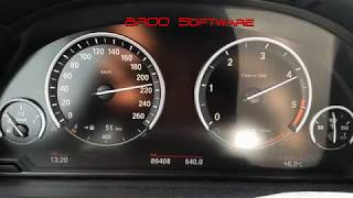 BMW F11 530d 327,5 Ps / 688,0 Nm 100-200 kmh (BROO Performance)