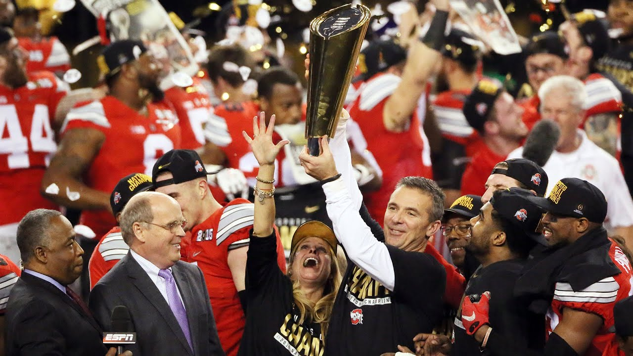 Ohio State Football National Championship Highlight Youtube