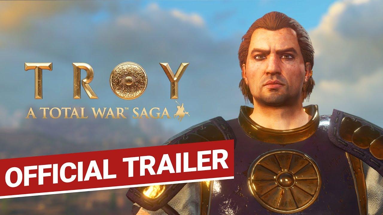 Нельзя пропустить: эпичную стратегию Total War Saga: Troy уже скоро раздадут на ПК всего за 24 часа