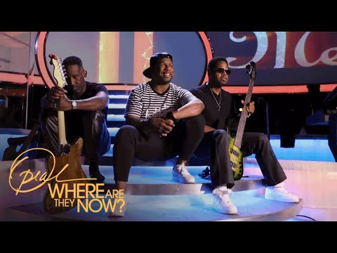 Boyz II Men: You No Longer Have to Be Talented to Get Famous | Where Are They Now | OWN