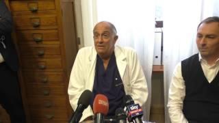 """Mariani dopo l'intervento: """"Florenzi sfortunato, non ha affrettato recupero"""""""