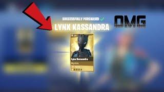 Fortnite Stw New Lynx Skin