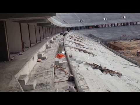 Yeni Konya stadı inşaatı 3