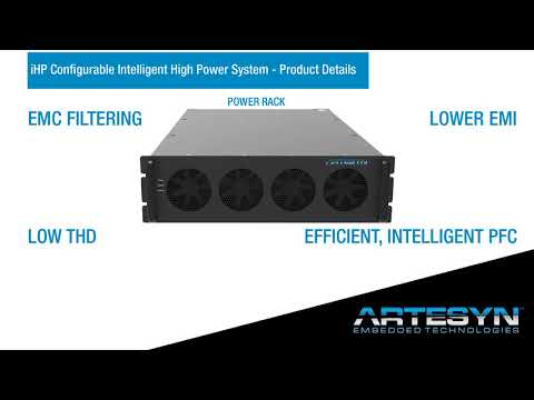 iHP Intelligent High Power System - details