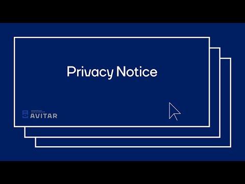 Что такое Privacy Notice (Политика конфиденциальности)?