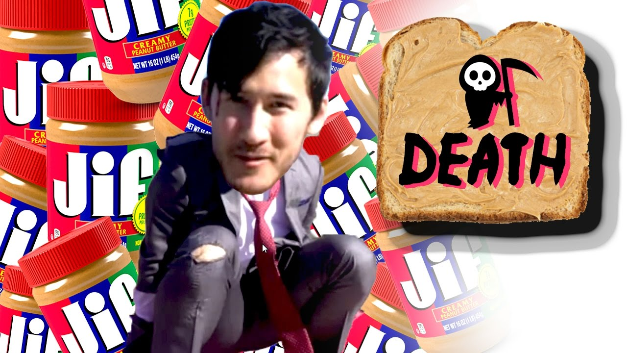I KILLED MARKIPLIER WITH PEANUT BUTTER | A DATE WITH