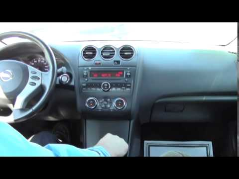 2008 Nissan Altima Coupe  YouTube