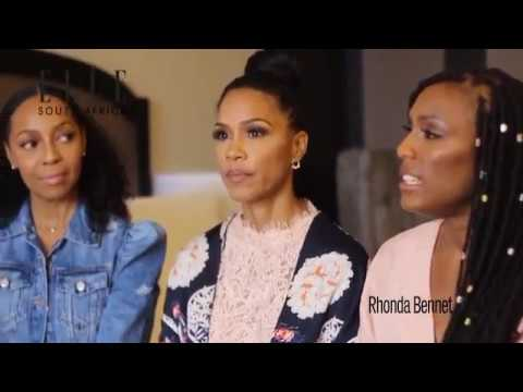 E L L E  Magazine chats with En Vogue