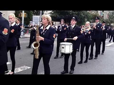 Steuben Day Parade NYC 2013*Von Steuben Day*17-9-2016.