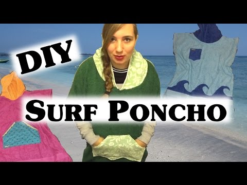 poncho n hen n hen f r anf nger diy tutorial funnydog tv. Black Bedroom Furniture Sets. Home Design Ideas